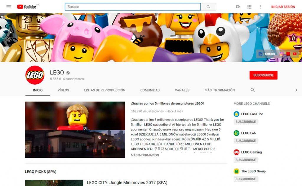 marketing-contenidos-youtube-lego
